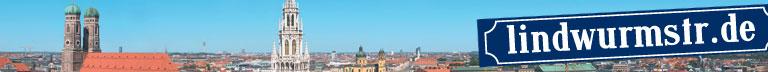 Lindwurmstr. - Einkaufen & Shopping, Weggehen, Öffnungszeiten und Stadtplan